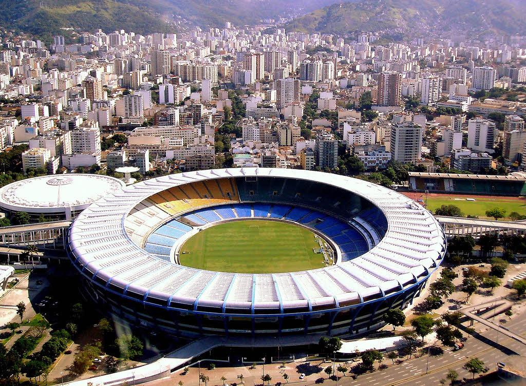 Stade de maracan br sil quand football rime avec nergie l 39 energeek - Jeux de football coupe du monde 2014 ...