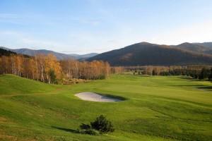 green de golf au Japon - MIKI Yoshihito