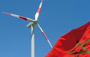 éolienne maroc