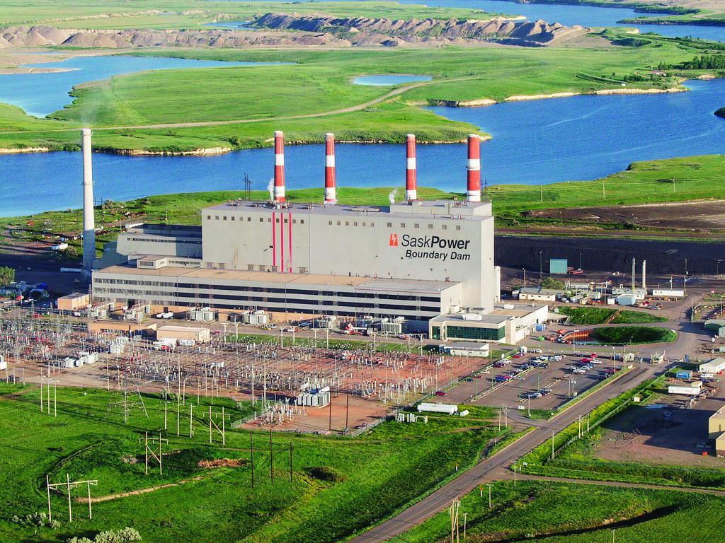 Centrale charbon Canada