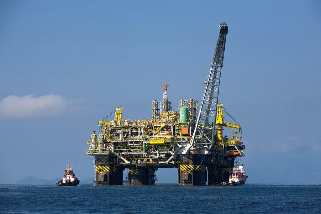 plateforme pétrolière Mexique