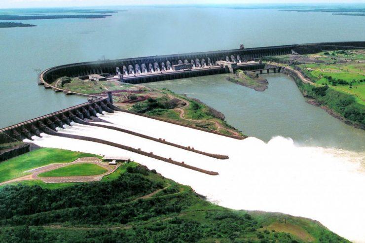 barrage hydroélectrique Brésil