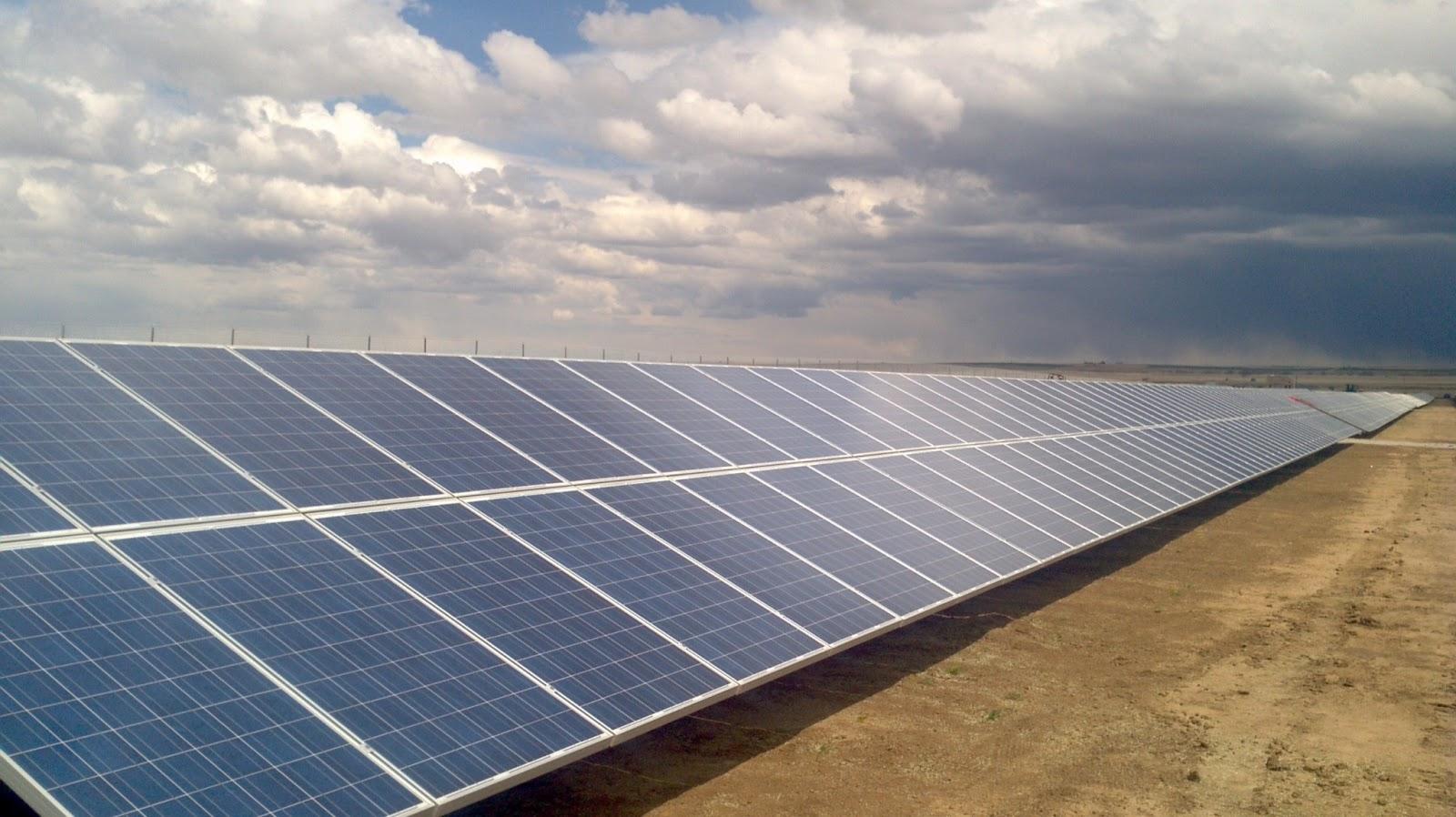 solaire Afrique