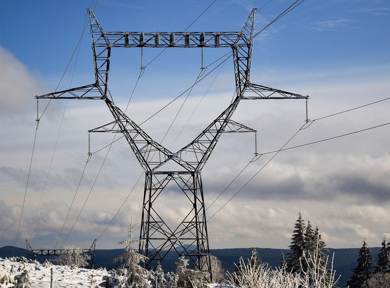 réseau électrique RTE