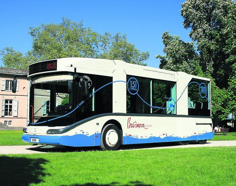 bus multi-hybride