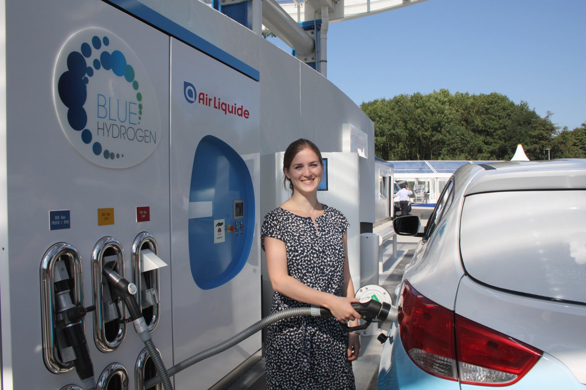 Hydrogène, Air Liquide