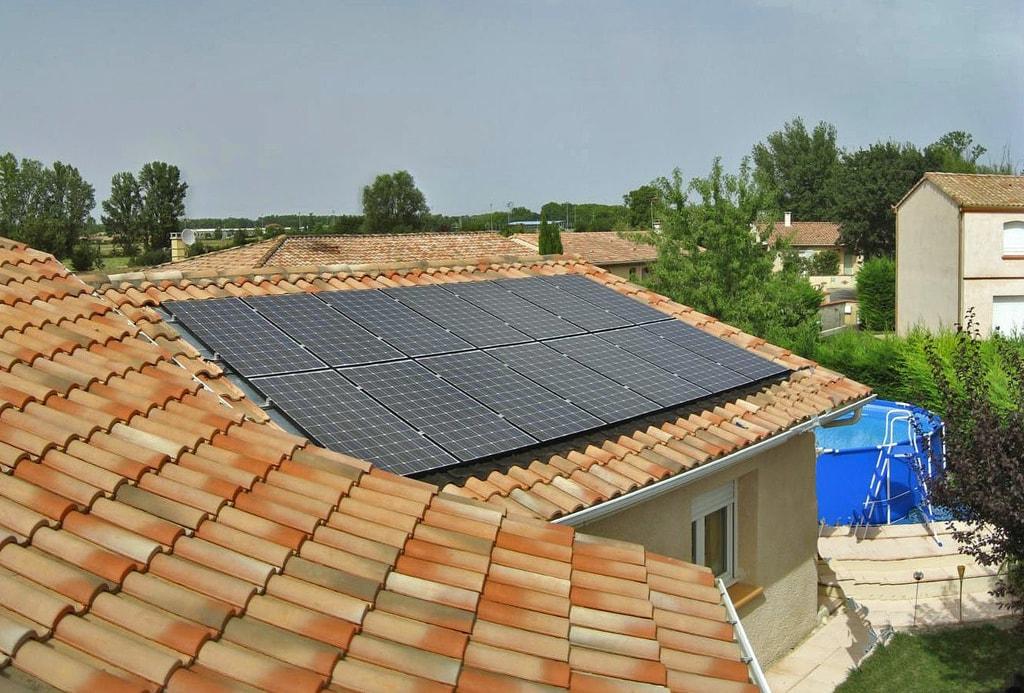 Le chauffage solaire combin comment a marche l 39 energeek - L energie solaire comment ca marche ...