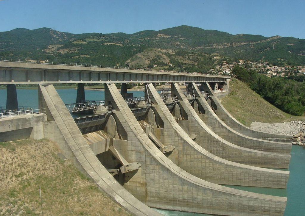 Barrage-hydroelectrique