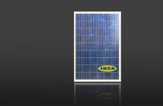 ikea se met la vente de panneaux solaires l 39 energeek. Black Bedroom Furniture Sets. Home Design Ideas