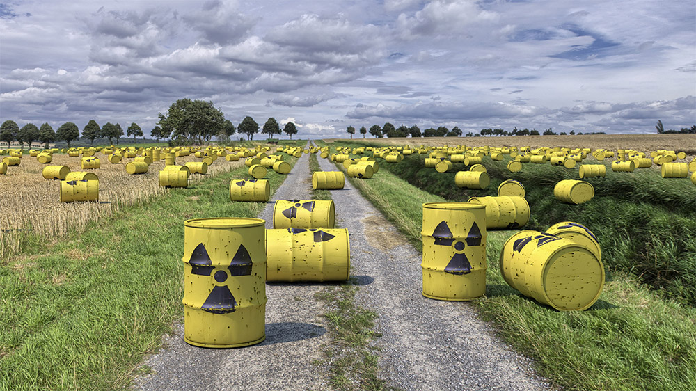 dechets-radioactifs