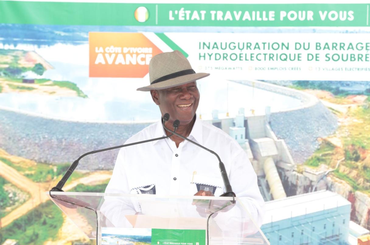 inauguration-barrage-soubre_cote-ivoire