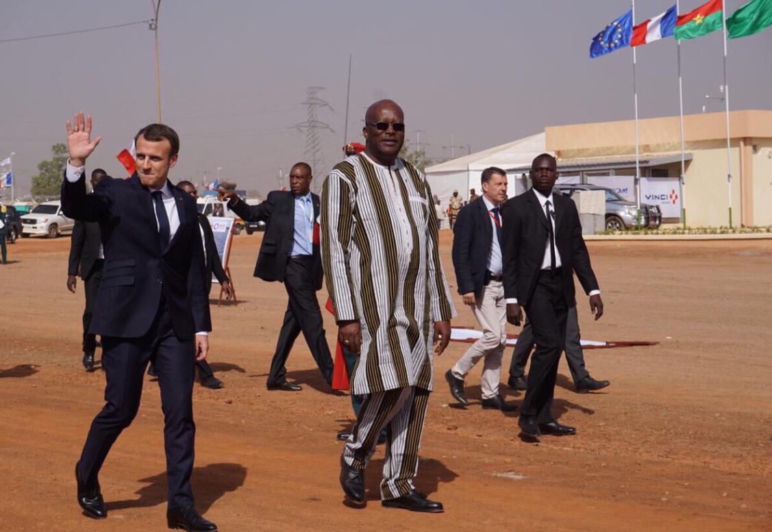 inuaguration_centre_solaire_Burkina_Faso