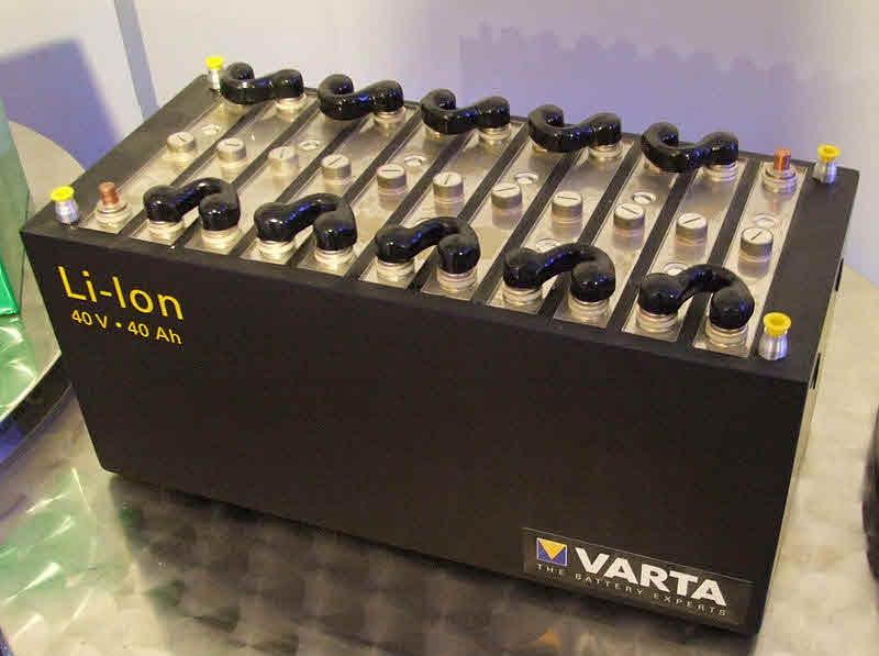 Une batterie nucléaire à base d'eau - L'EnerGeek