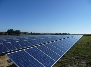 Centrale solaire au sol de Photosol en Haute-Garonne - © Photosol