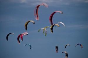 Cerfs-volants - ©EPFL