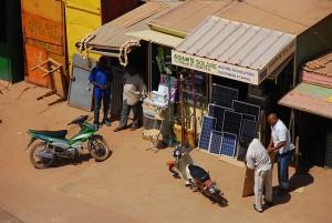 Ouagadougou au Burkina Fasso