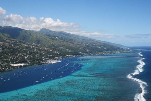 Lagune de Papeete - Remi jouan