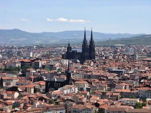 Vue de Clermont Ferrand - Fabien1309