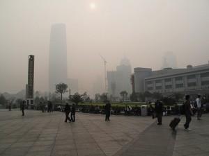Tianjin skyline - francisco anzola