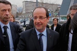 François Hollande - StudioTobago