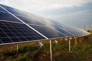 Panneaux solaires - PublicDomainPictures