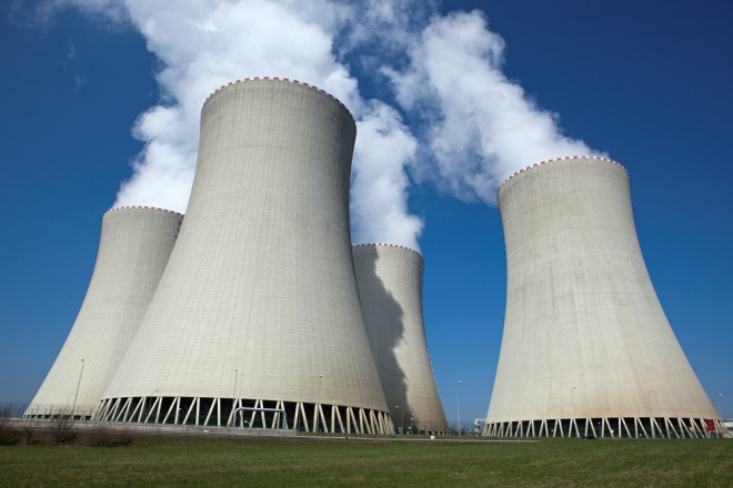 parc nucléaire