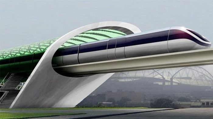 La SNCF investit dans Hyperloop, le train du futur développé par Elon Musk
