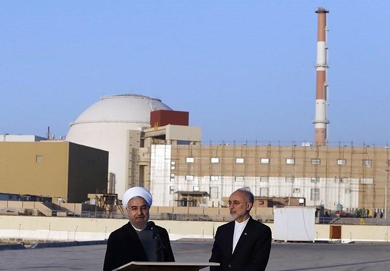 centrale nucléaire Bouchehr Iran