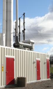 Centrale biomasse de Falkoping en Suède