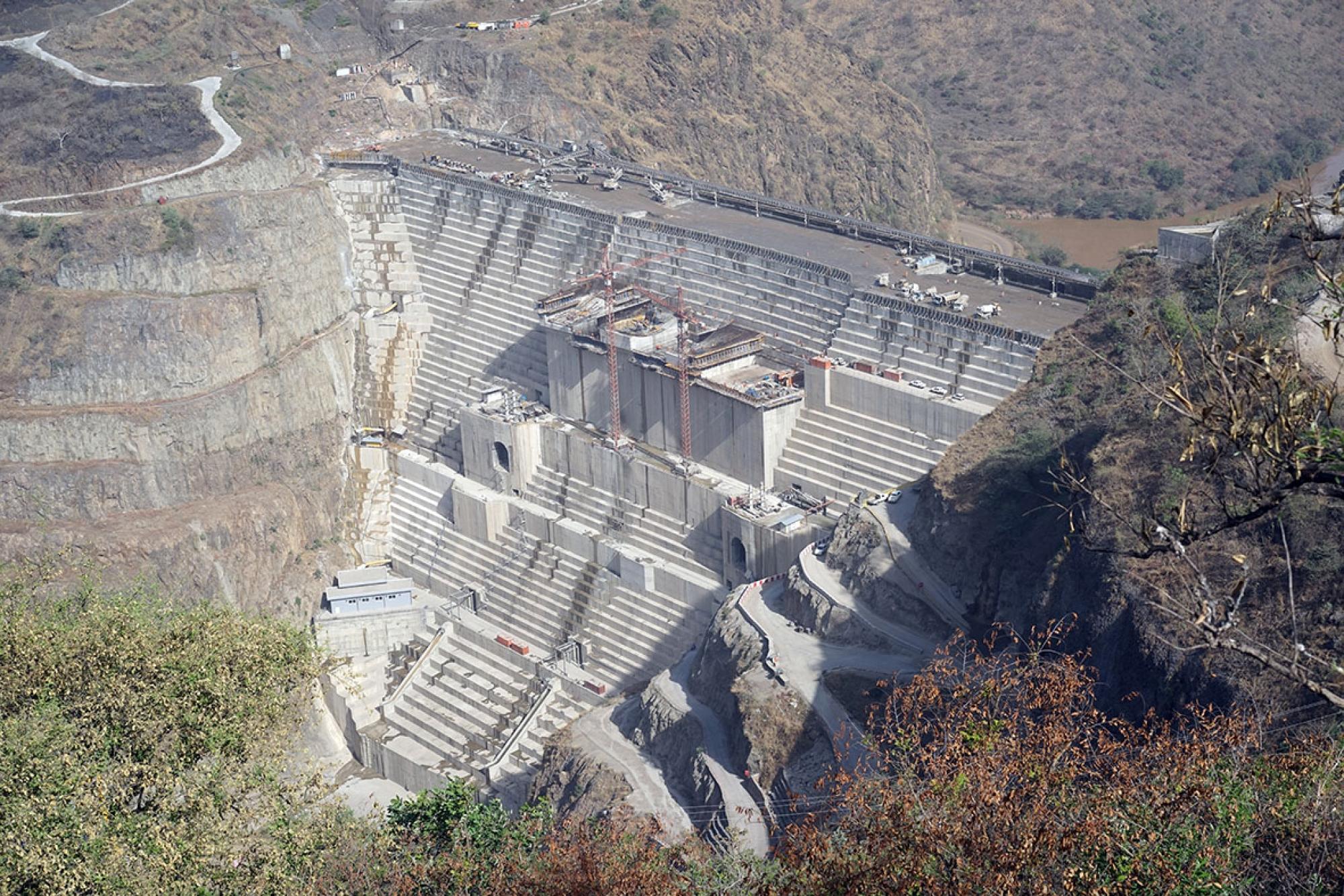 L'Ethiopie inaugure le plus haut barrage hydroélectrique d'Afrique - L 'EnerGeek