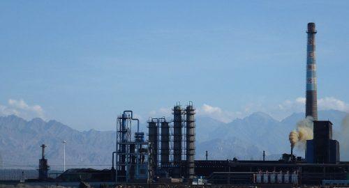 Production charbon Chine