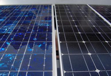 Fonctionnement panneaux photovoltaïques