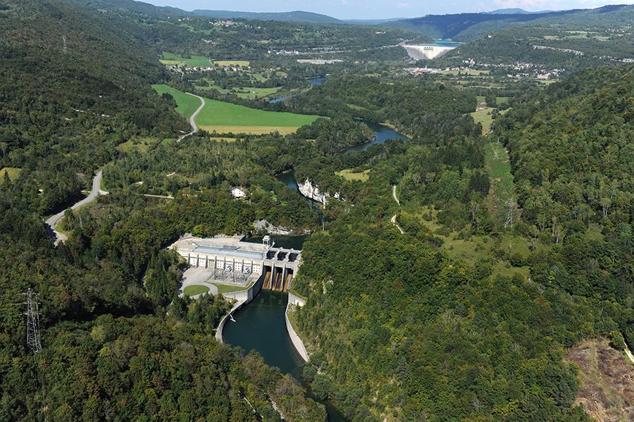 EDF_barrage de Saut-Mortier