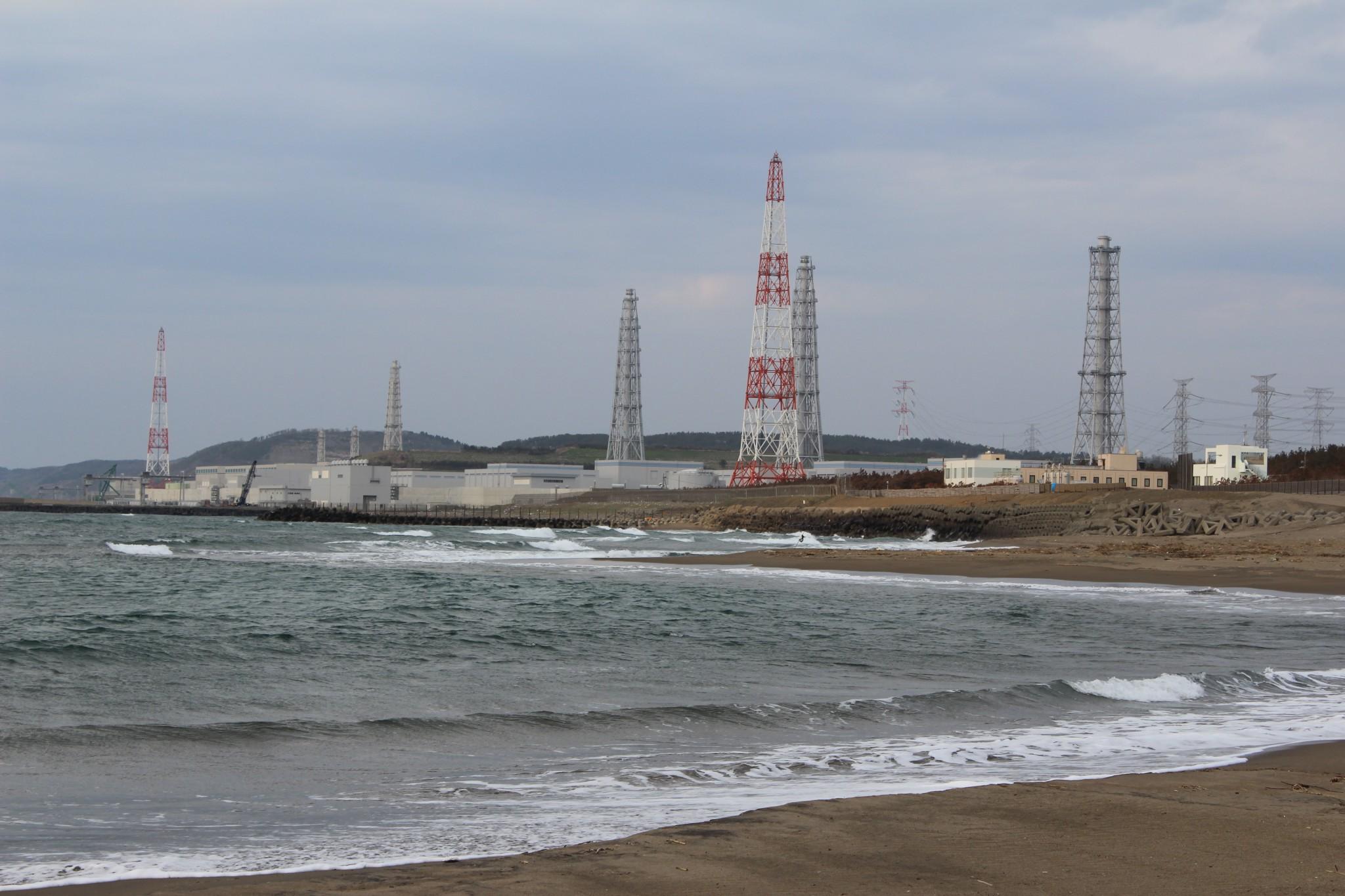 Kashiwazaki_Kariwa_Ncentrale_nucléaire_Japon