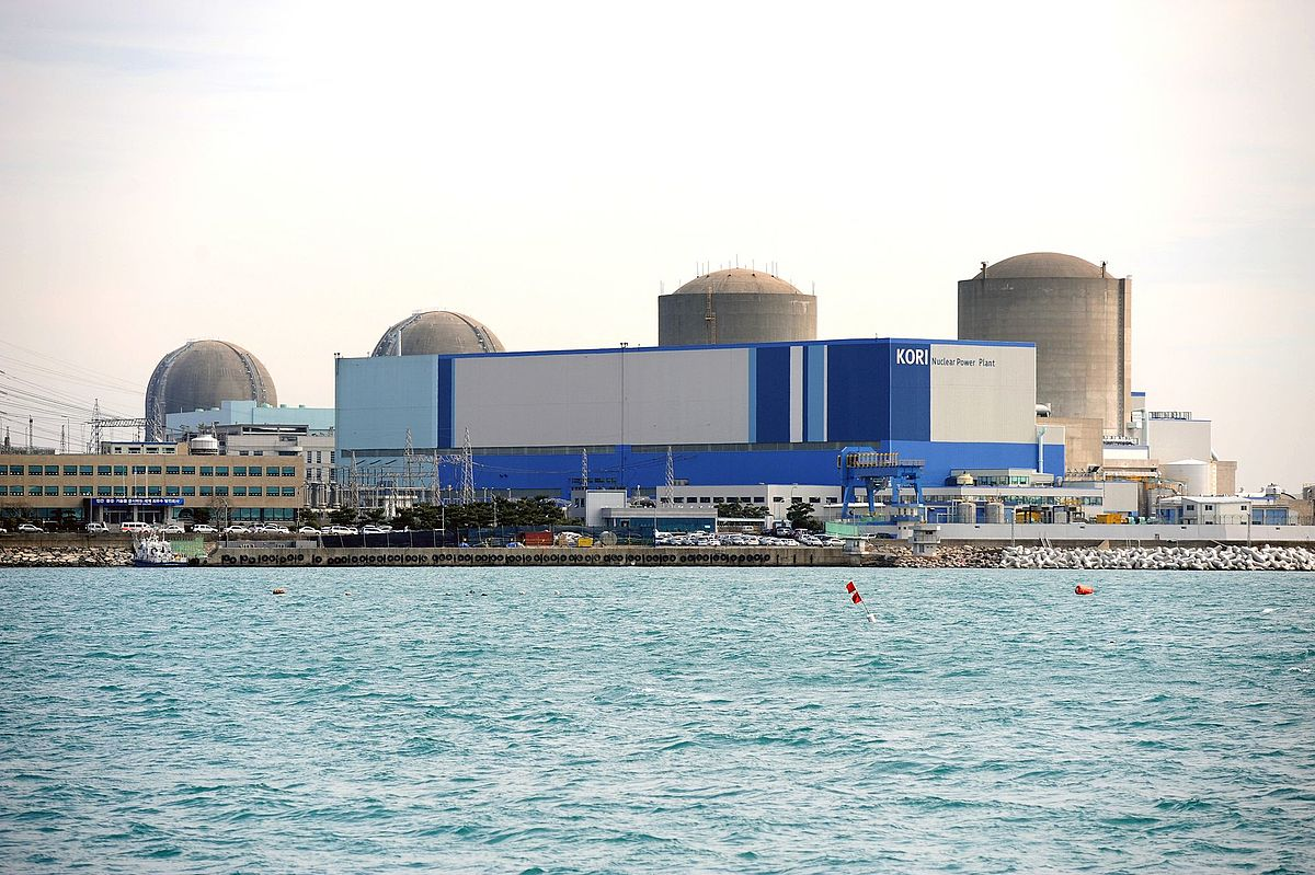 Kori_centrale_nucleaire_Coree_du_sud