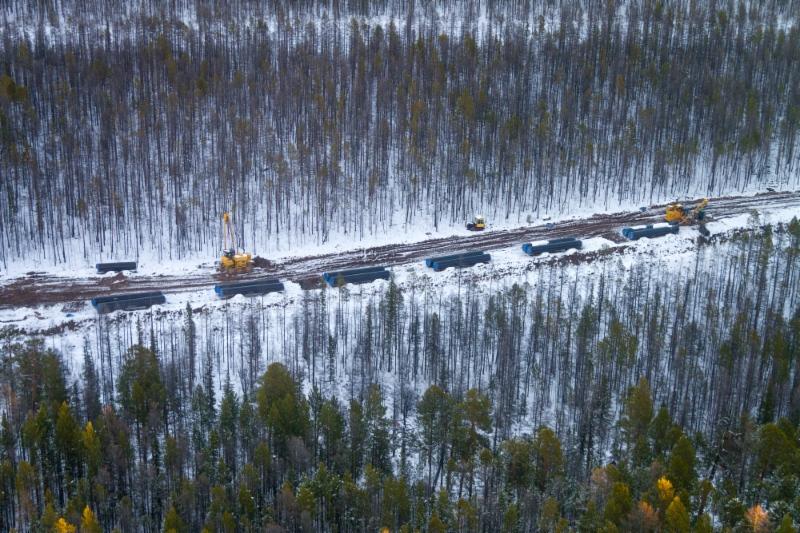 Gazprom_contruction_gazoduc_siberie
