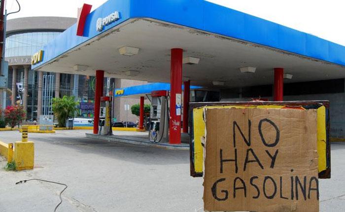 Venezuela-petrole