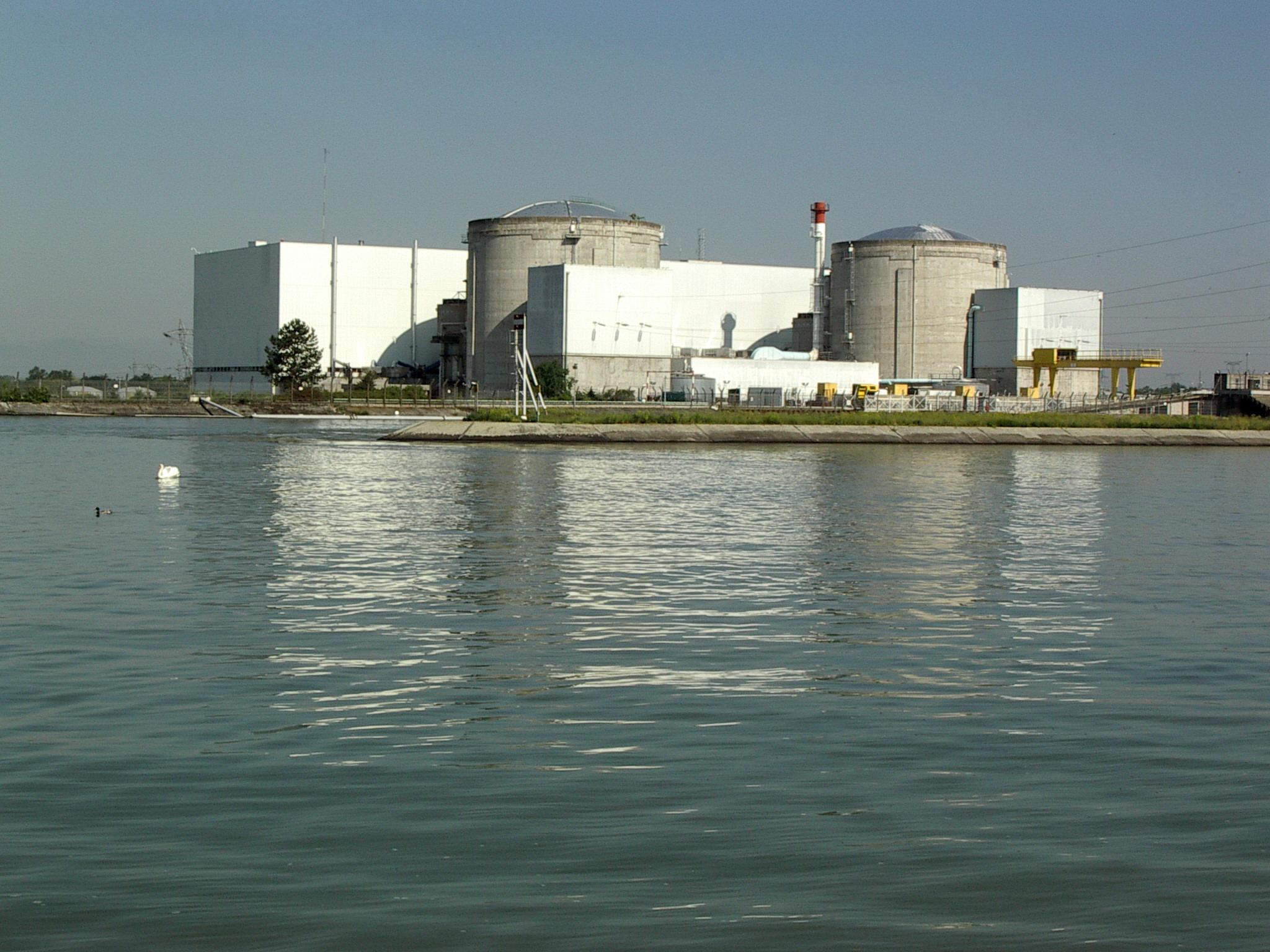EDF-canicule-centrale-nucleaire-Fessenheim