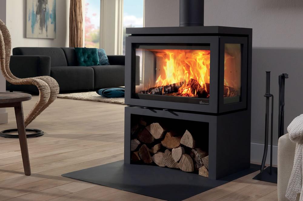 po le chaudi re ou insert comment choisir pour son. Black Bedroom Furniture Sets. Home Design Ideas