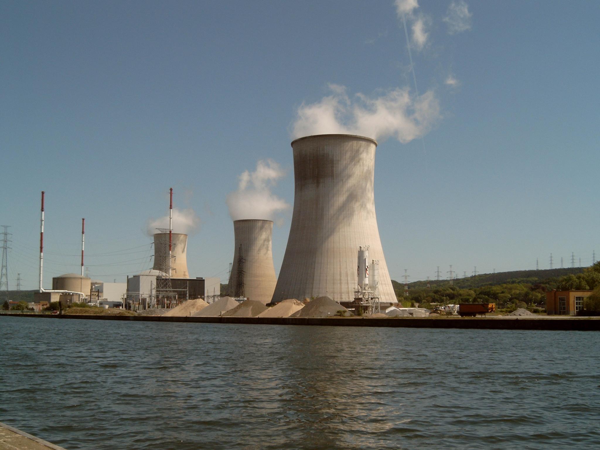 belgique nucléaire thiange engie