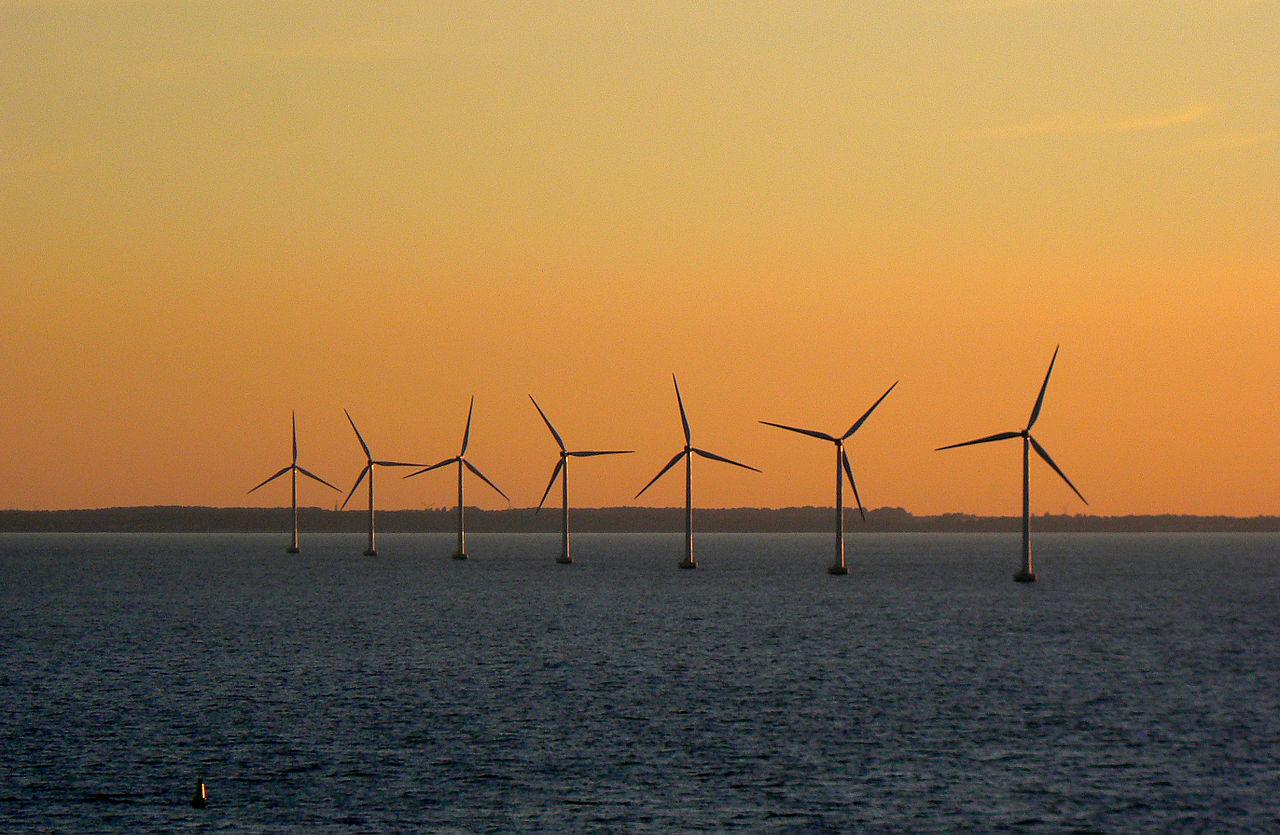 CAP2030 EDF Shell éolien offshore
