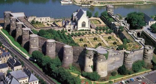 Angers, eclairage public smart city