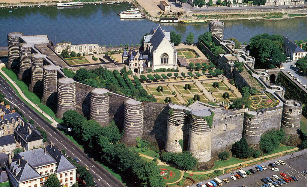 Angers, eclairage public smart city