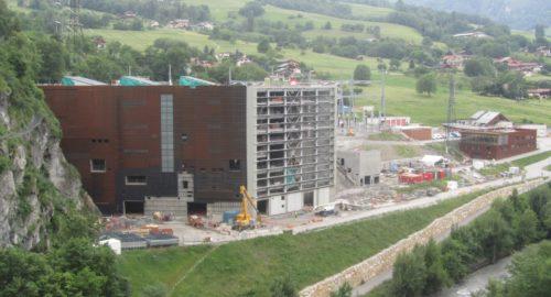La-Coche EDF hydroelectricite