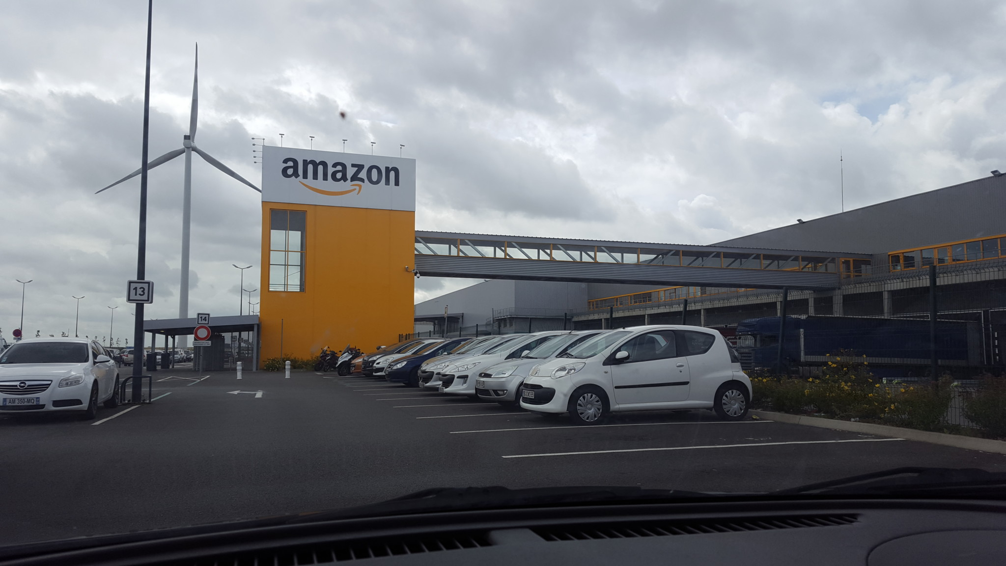 amazon renouvelable