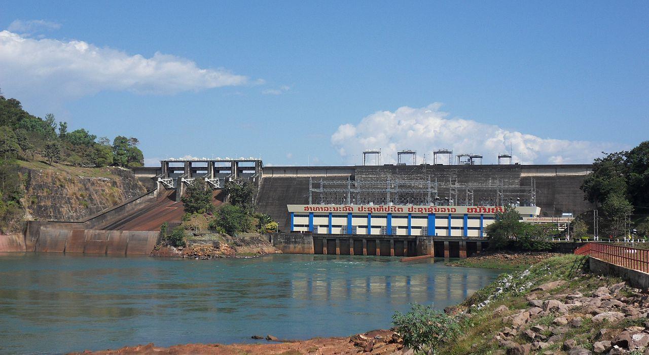 laos barrage xayaburi hydraulique mekong - L'Energeek