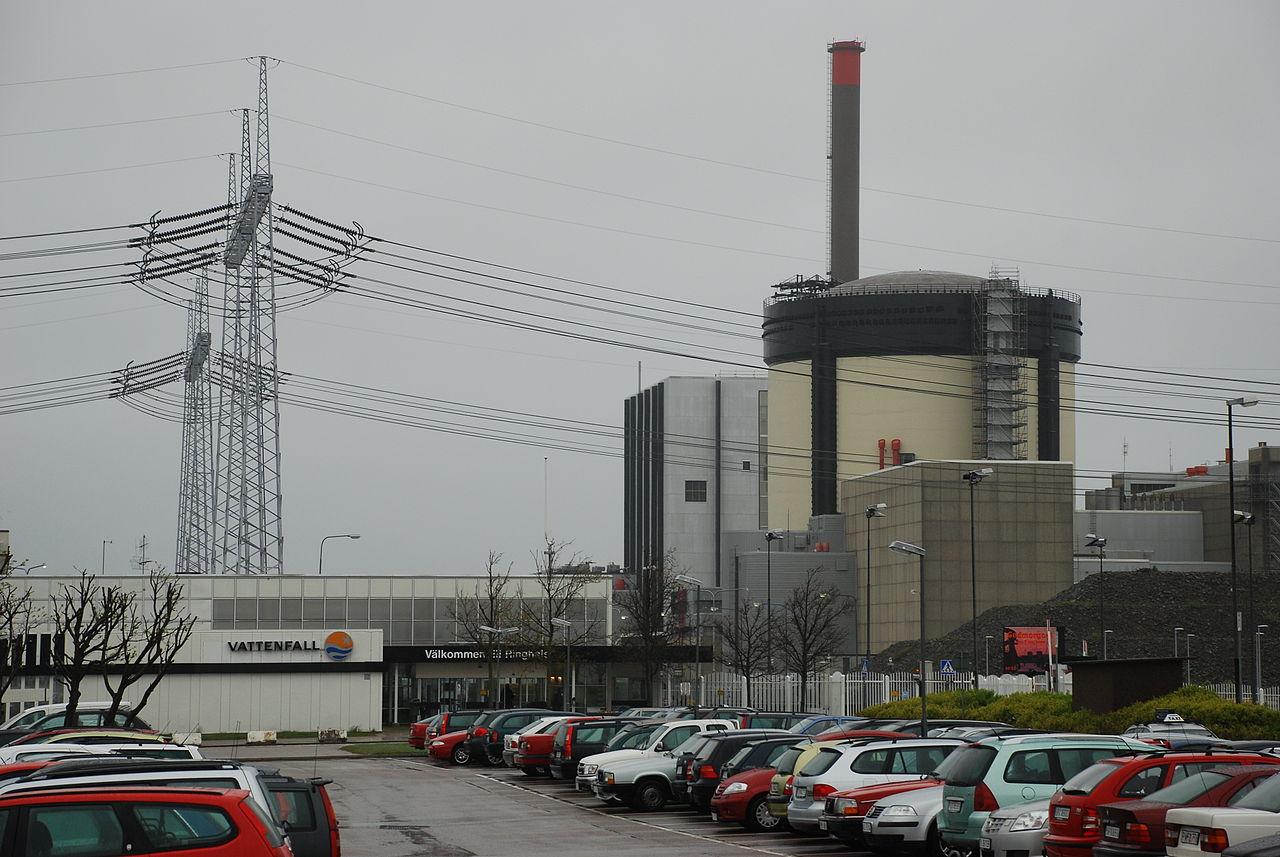suede ringhals nucleaire arret reacteur - L'Energeek