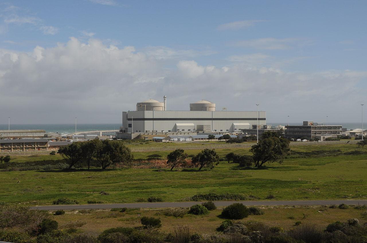 afrique du sud relancer programme nucleaire - L'Energeek