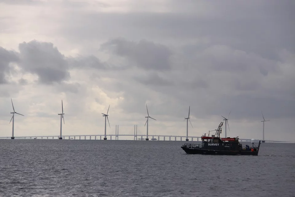 ser eolien en mer colloque filiere - L'Energeek