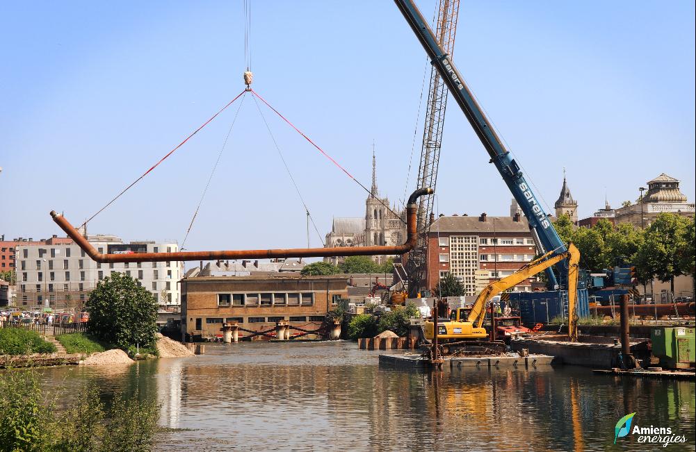 Amiens vise l'autonomie énergétique dès 2050